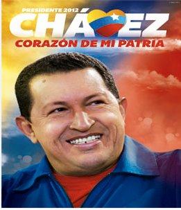 Cartel electoral de Hugo Chávez
