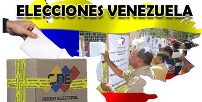 Comicios Presidenciales de la República Bolivariana de Venezuela