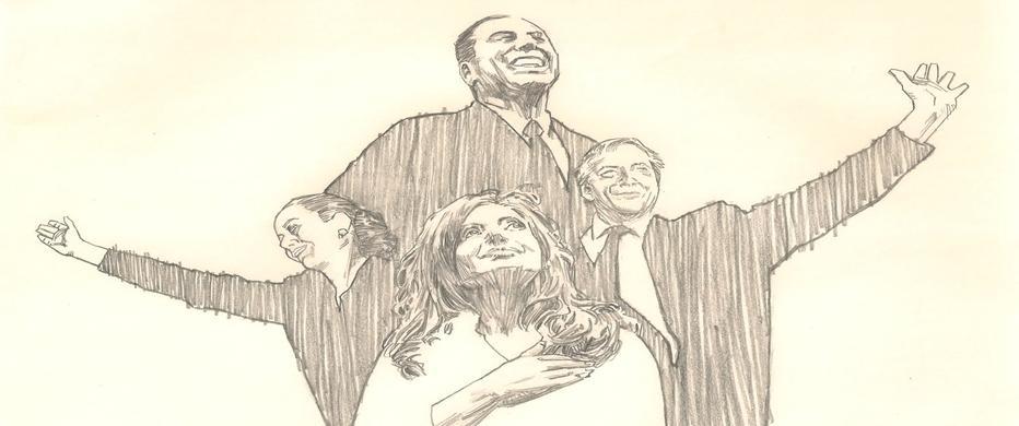 Los mitos de Evita y Néstor en el liderazgo de Cristina