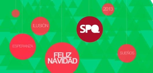 SPQ Feliz Navidad, Esperanza e Ilusión