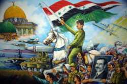 Sadam Hussein conquistador