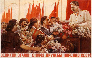 Propaganda de Stalin.