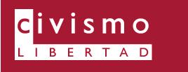 Logotipo del think tank 'Civismo'