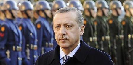Erdogan ejército