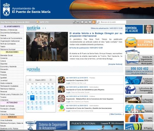 www.elpuertodesantamaria.es