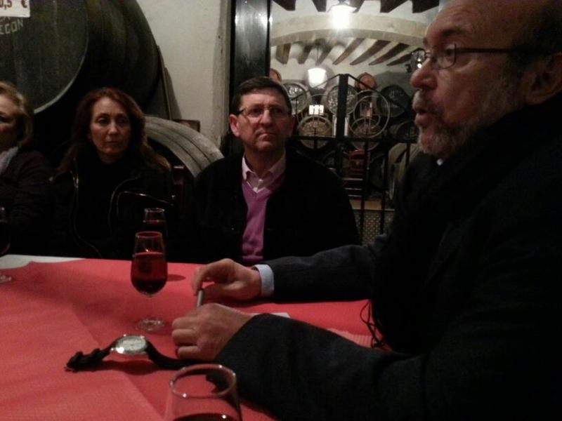 Política y Vinos con Ignacio garcía