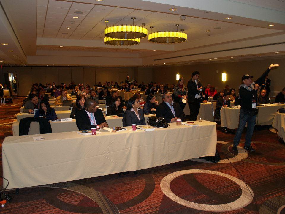 Poli Conference 2013.