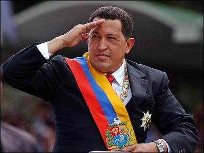 Hugo Rafael Chávez Frías.