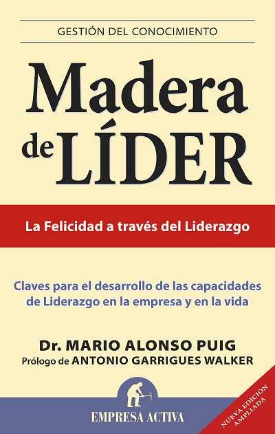 Libro del Dr. Mario Alonso Puig