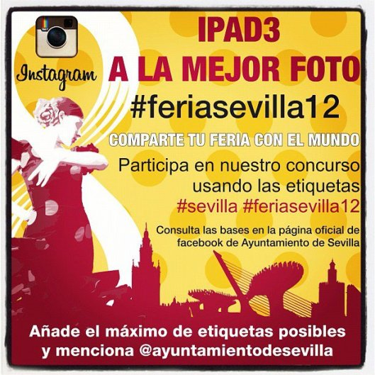 Instagram Feria de Abril 2013