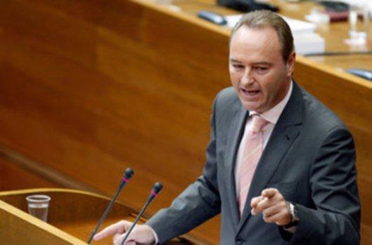 President de la Generalitat de Valencia.