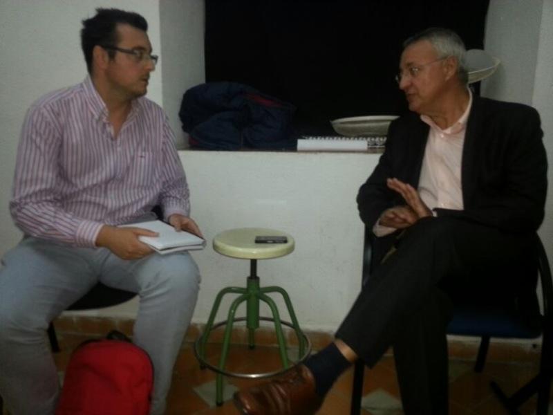 Jesús Caldera, exministro de Trabajo y Asuntos Sociales.