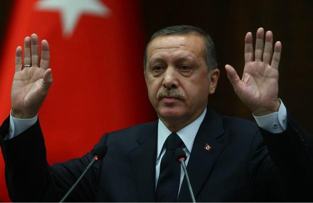 El poder simbólico de Taksim acorrala a Erdogan
