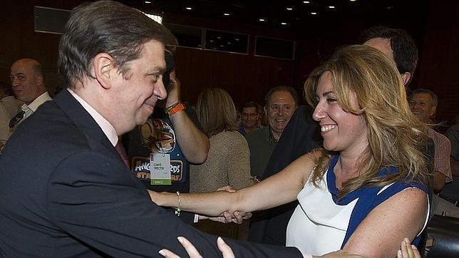 Candidatos a las Primarias del PSOE de Andalucía.