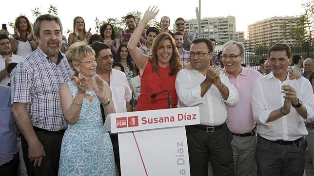 La vicesecretaria general del PSOE-A-