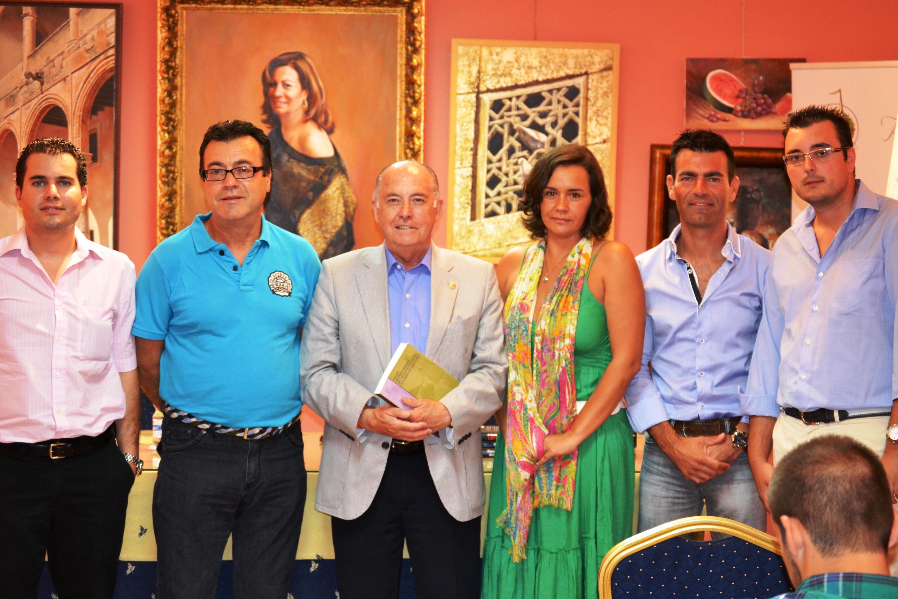 'Política y Vino' con Jaime Rocha.