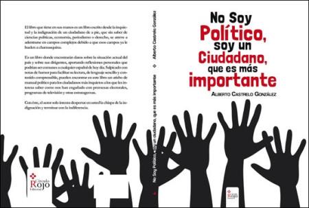 Libro de Alberto Castrelo.