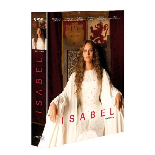 DVD de 'Isabel'