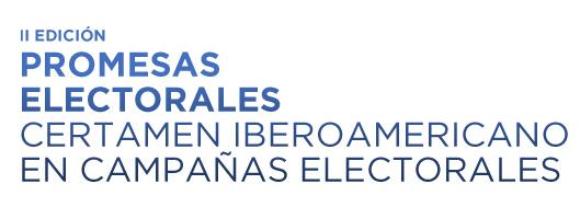Certamen iberoamericano de Campañas Electorales.