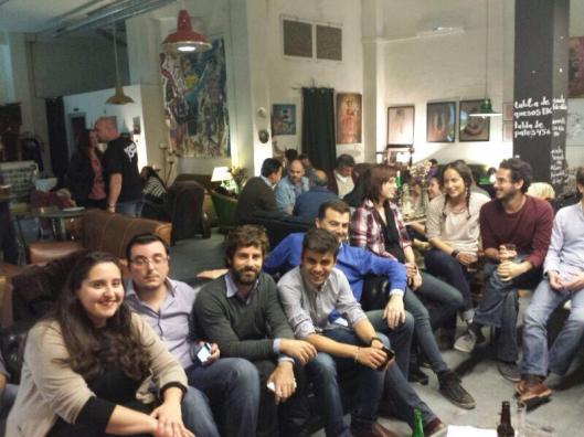 Beers and Politics en el Red House