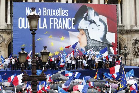 No a Bruselas, sí a Francia.