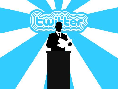 Precauciones básicas para el político novato en Twitter