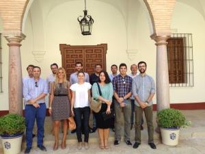 Reunión Antequera ACOP Andalucía