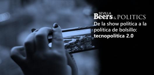 Segunda charla de Beers and Politics Sevilla