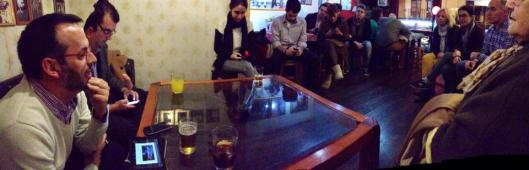 Beers and Politics en La Estraza
