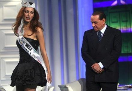 El exprimer minsitro italiano Silvio Berlusconi.
