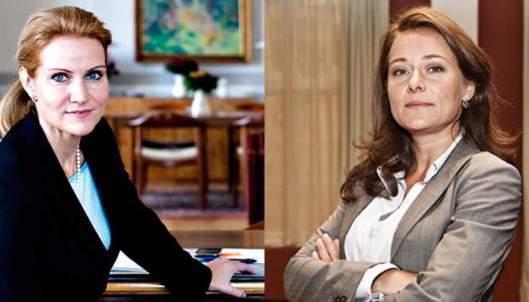 Primera ministra danesa y actriz de Borgen.