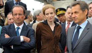 Nicolas sarkozy y FranÇois Hollande
