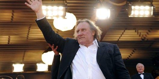 Depardieu en Netflix