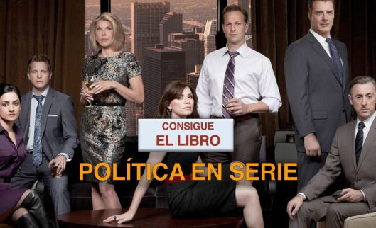 Banner libro The Good Wife