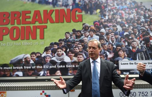 cartel UKIP