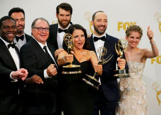 Personajes de Veep en los Emmy