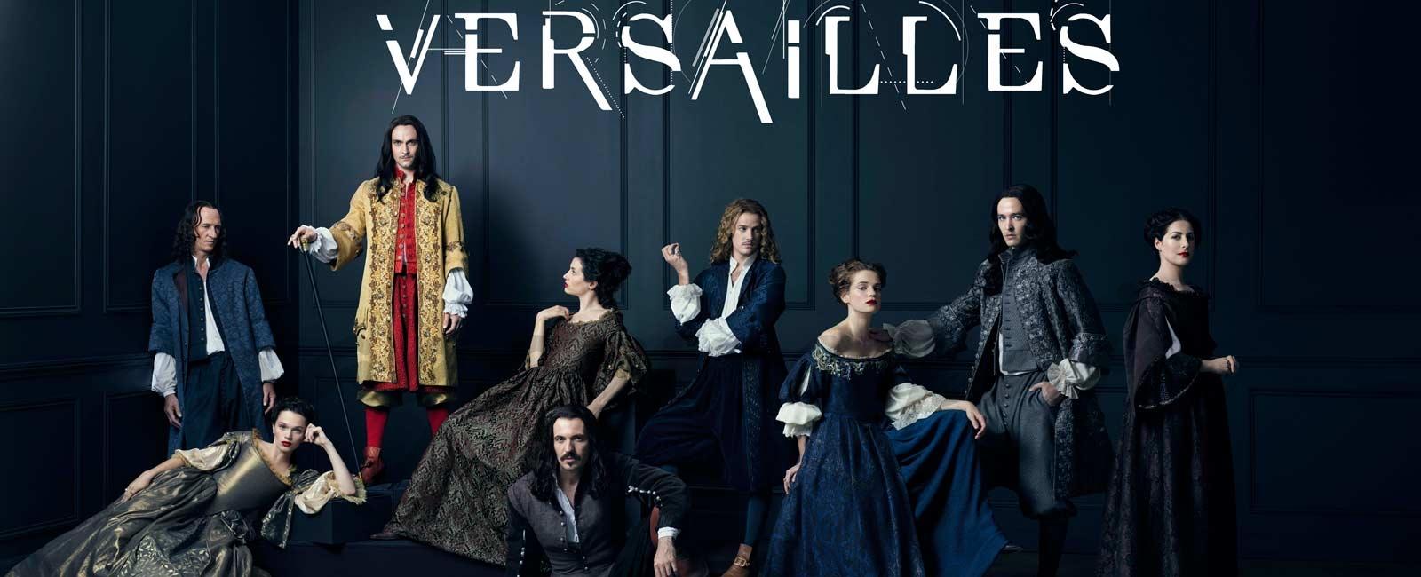 Versalles como símbolo y metáfora del poder