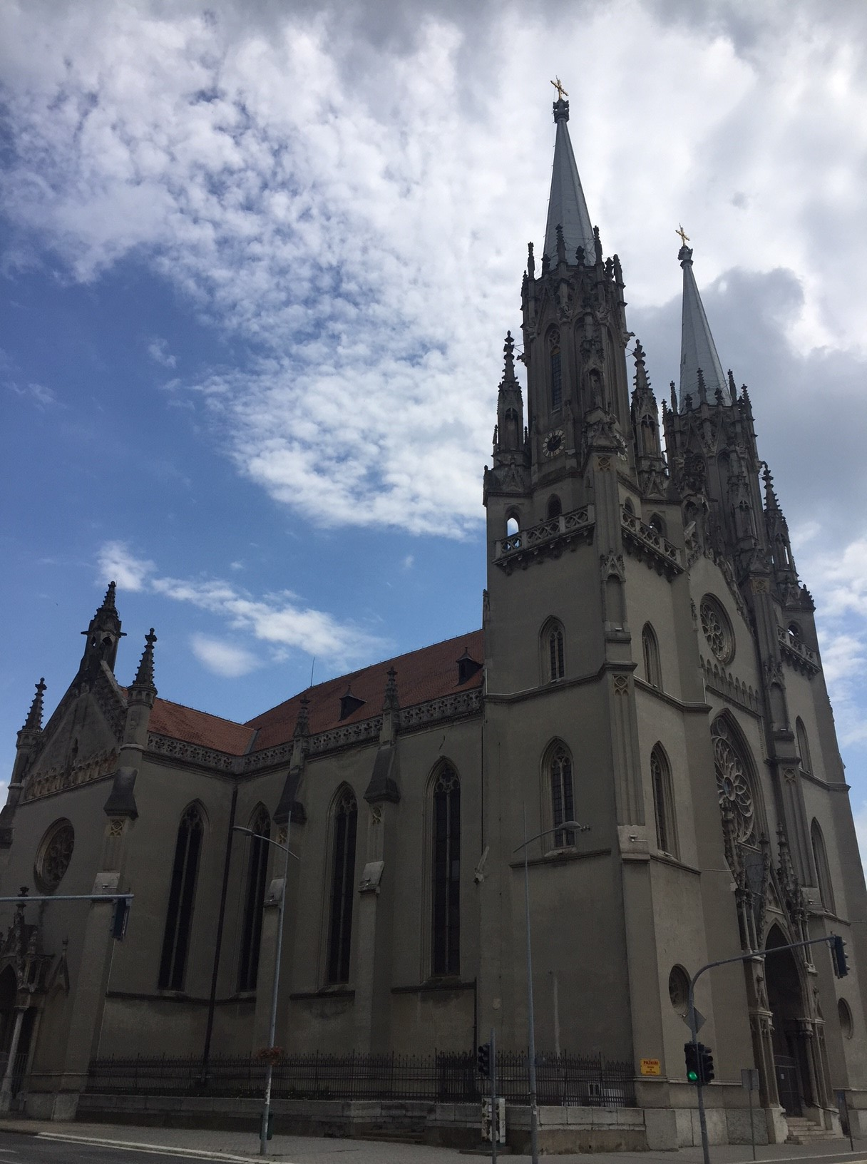 Iglesia católica en Vrsac