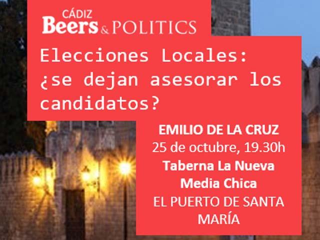 Nace Beers&Politics Bahía de Cádiz