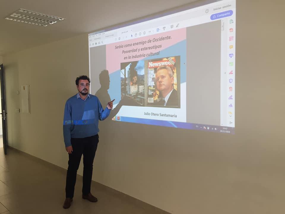 Serbia como enemigo de Occidente. Posverdad y estereotipos en la industria cultural
