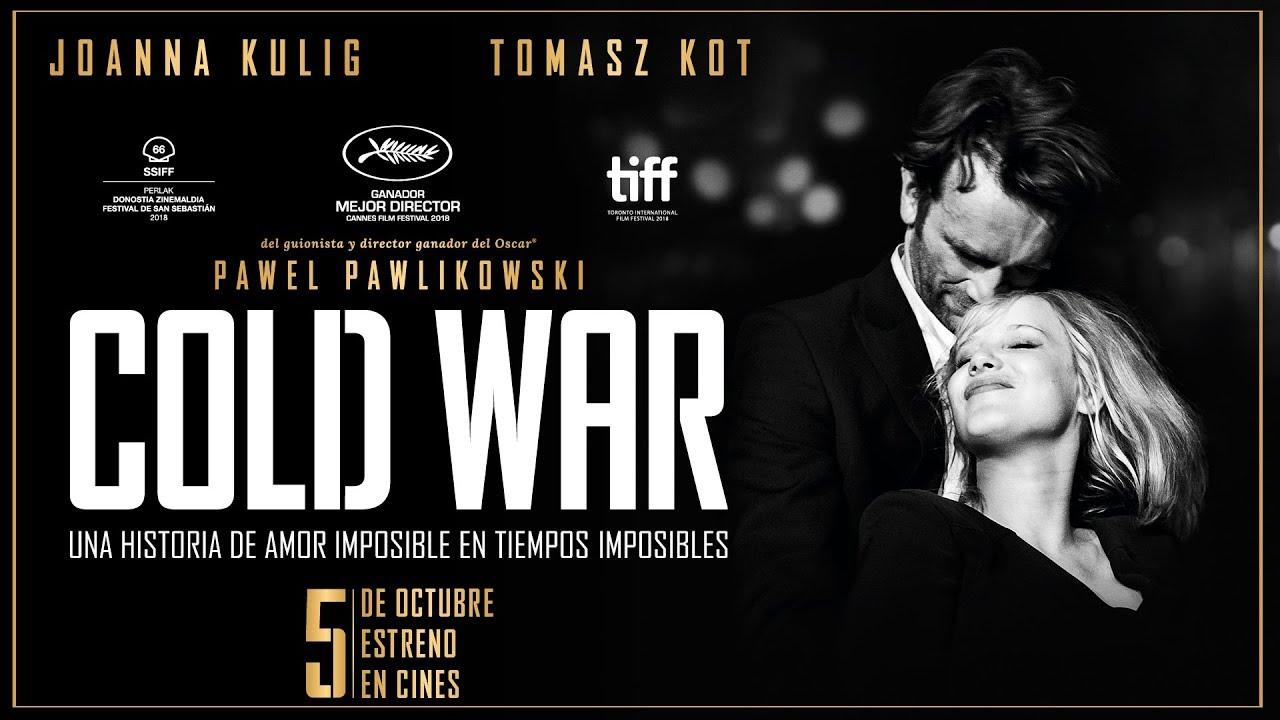 'Cold war' y la narrativa polaca tras la caída del Muro