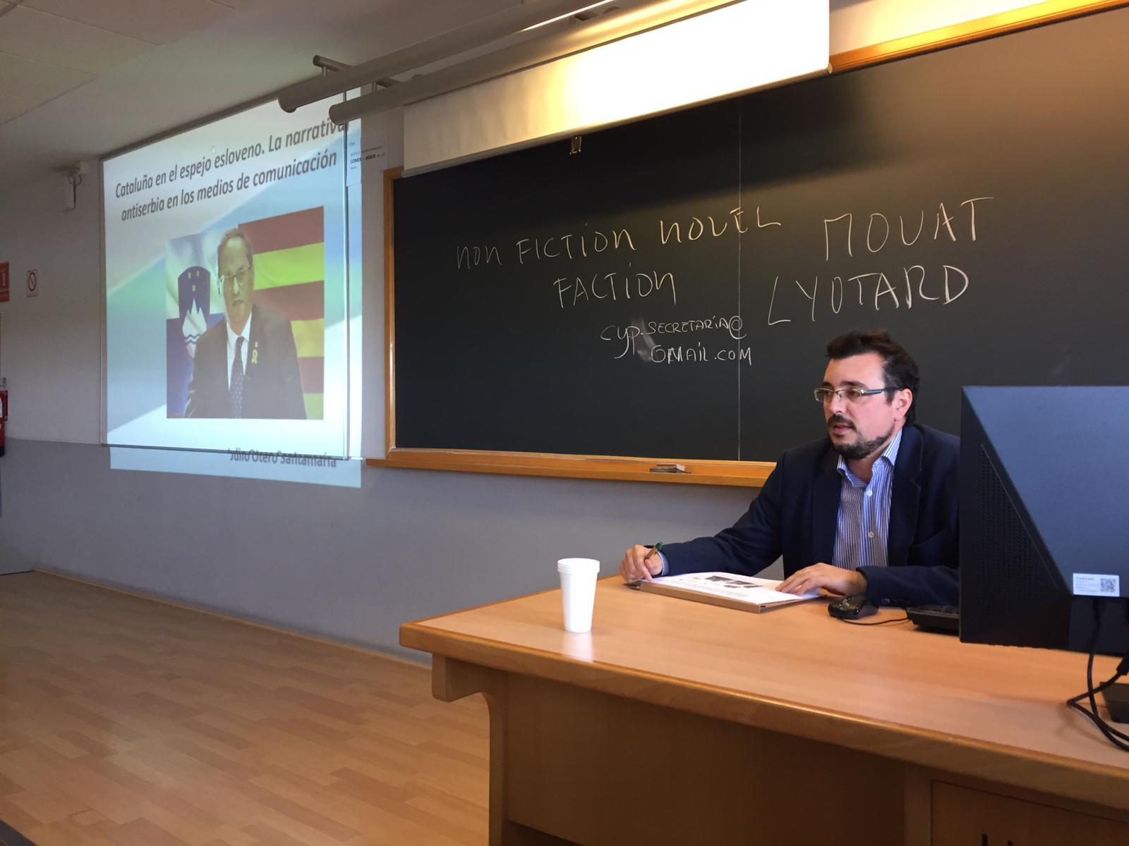 Cataluña en el espejo esloveno. Narrativa antiserbia en los medios de comunicación