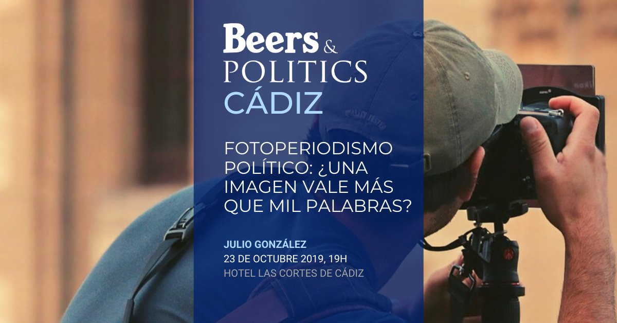 Fotoperiodismo político: ¿una imagen vale más que mil palabras?